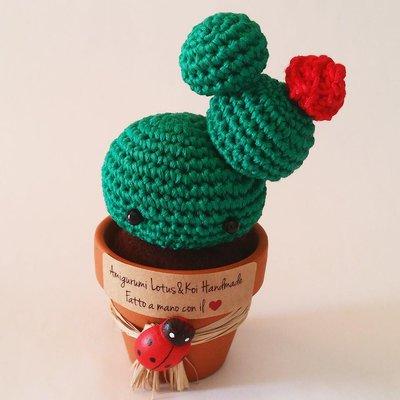 Cactus Kawaii Amigurumi - Per la casa e per te - Decorare ...