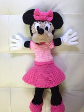 Peluche di Minnie 60 cm!!