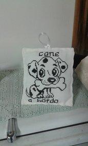 CANE A BORDO