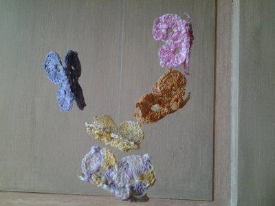 Giostrina per neonati o decorazione per la casa