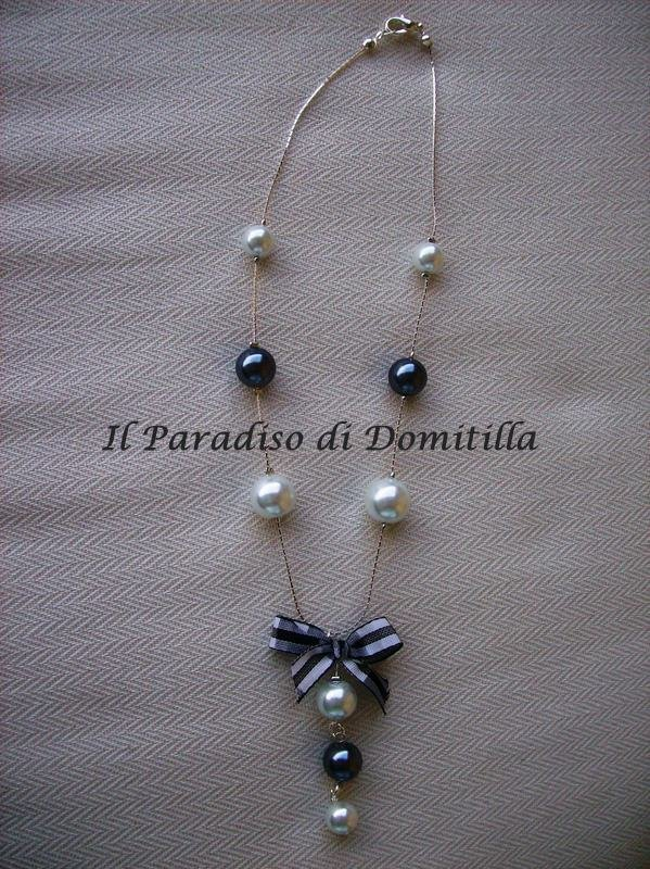 Collana Luna / Necklace Moon