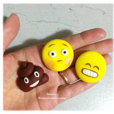 Tre calamite emoticon