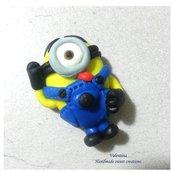 Magnete Minions-  PERSONALIZZATO