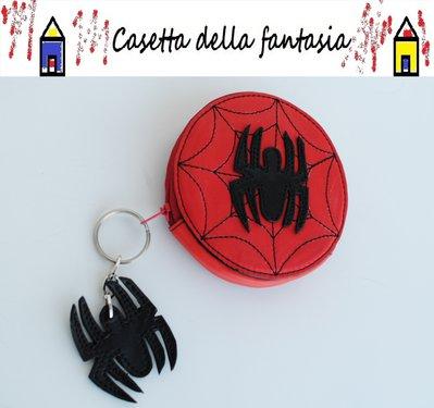 Inserzione Riservata per Nadia - Logo Spiderman