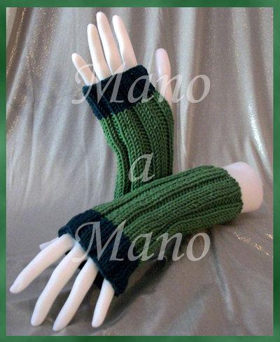 Scaldamani - verde