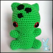 Pokemon Bulbasaur Amigurumi