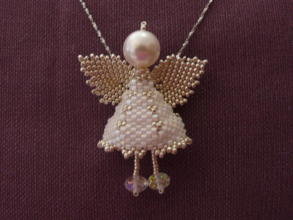 Angelo 2013 tutorial tessitura di perline