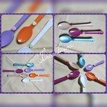 Cucchiaini in polvere di ceramica - Gessetti