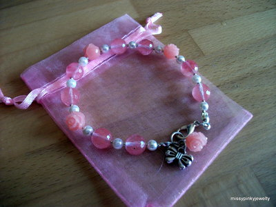 "Bracciale ""Sweet Rose"""