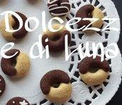 lotto di 5 pezzi biscotti abbracci! misurano  1,5 cm in fimo fatti a mano per orecchini, bracciali