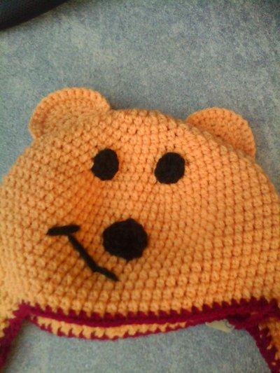 Cappello winnie the pooh