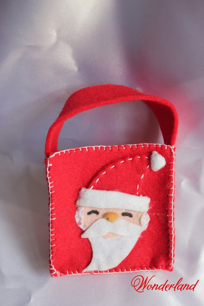 Borsetta Babbo Natale