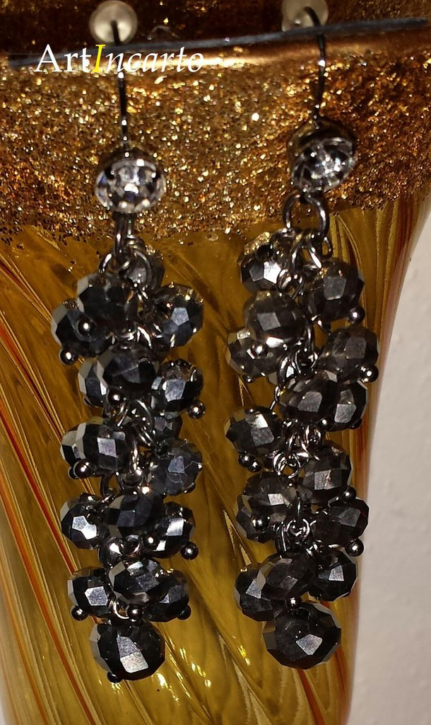 Luce di Cristallo - HM125 - orecchini