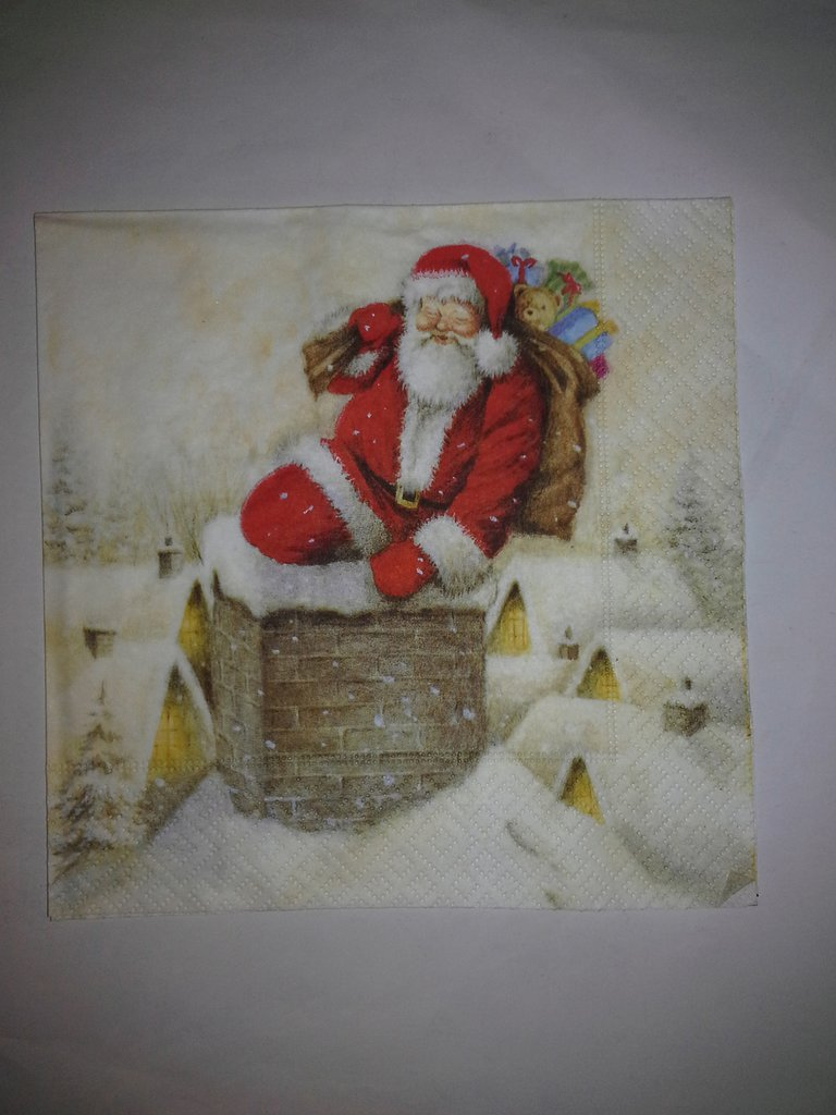 Tovaglioli  di carta natalizi