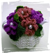 COPRITEIERA fiori piccola