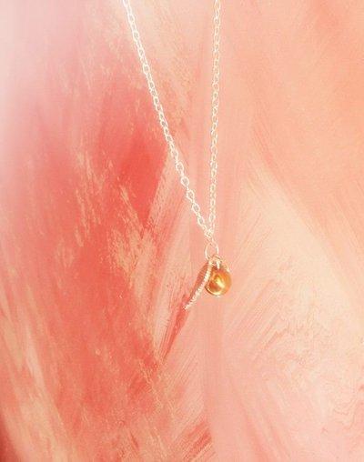 Collana boccino d'oro HARRY POTTER