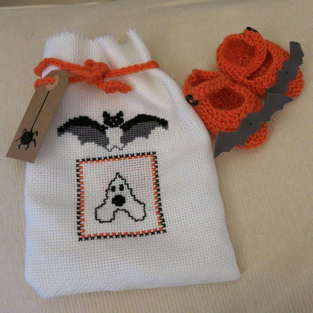 Scarpine baby Halloween