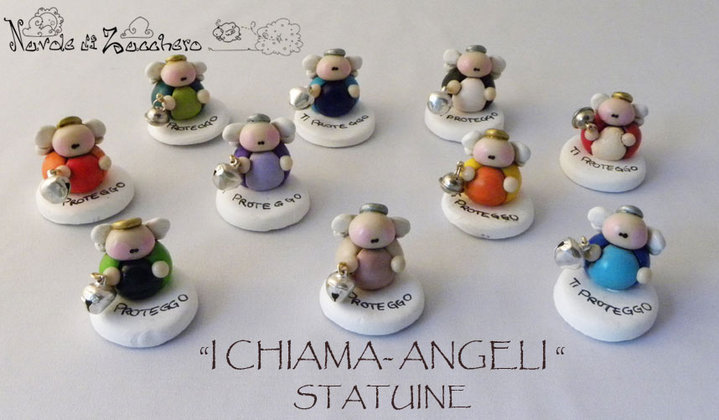 Statuine Chiama Angeli