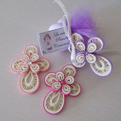 Croci in quilling