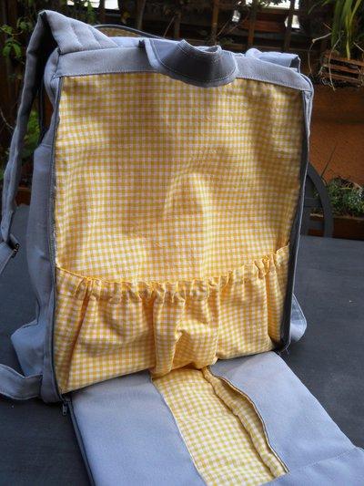 Zaino porta pannolini per il cambio del bambino bambini - Porta pannolini ...