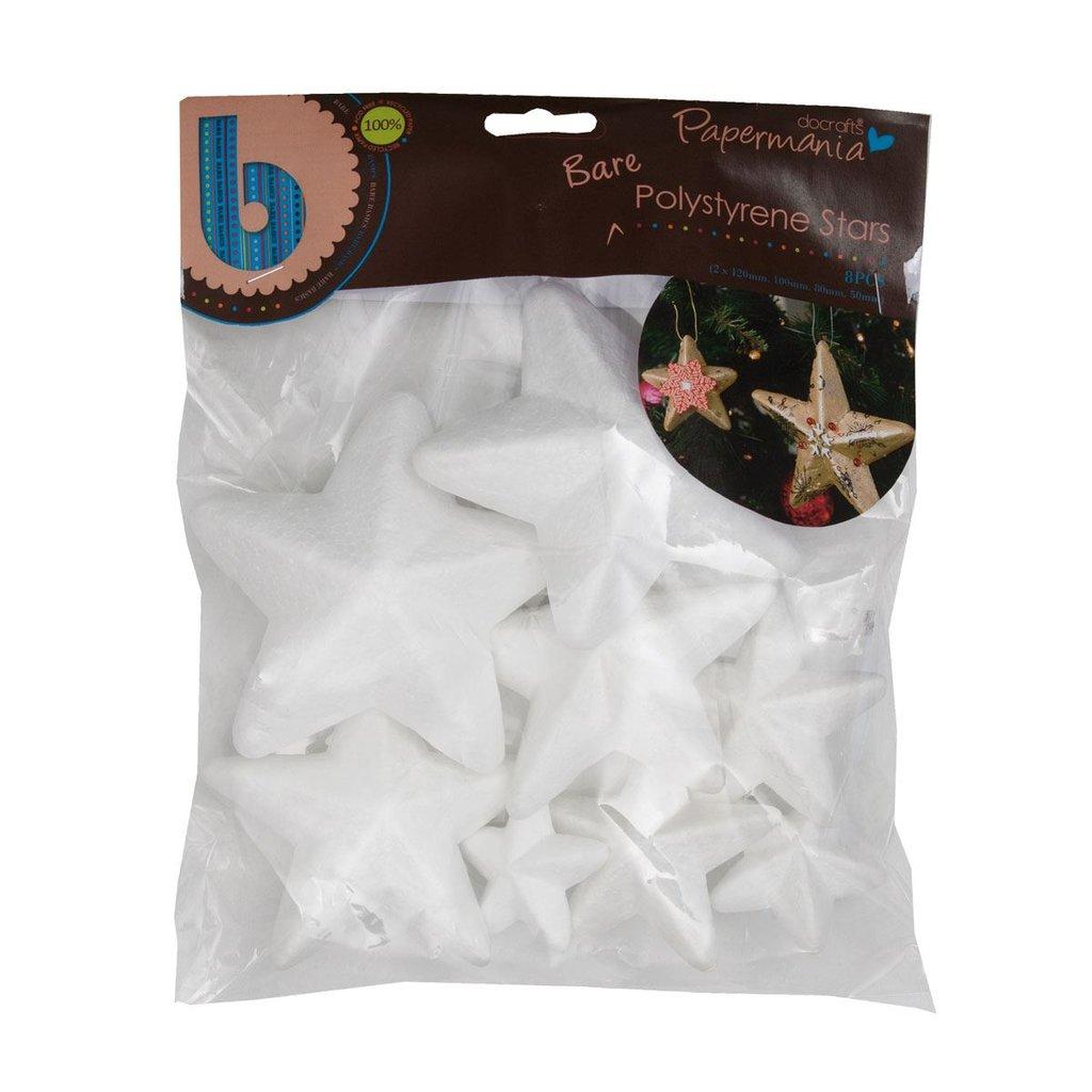 Mix 8 stelle in polistirolo