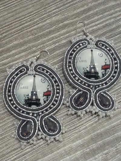 """Orecchini """"La Torre Eiffel"""""""