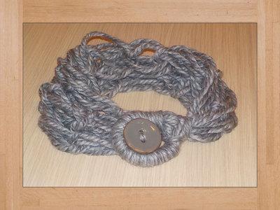 Scaldacollo in lana