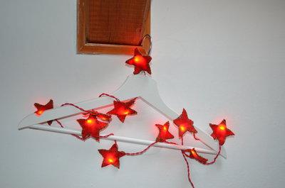 Luci natalizie rivisitate