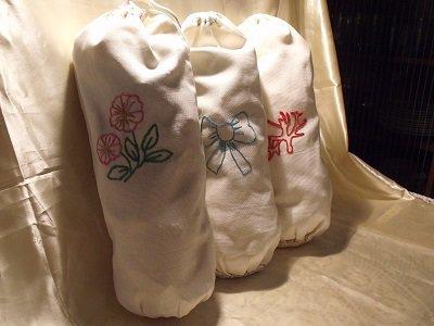 Porta sacchetti di plastica