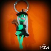 Dollina halloween in fimo