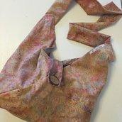 Origami bag con tracolla