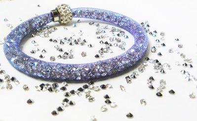 bracciale stardust lilla