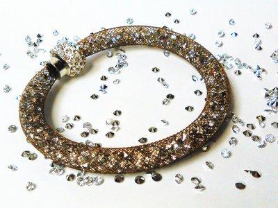 bracciale stardust caramello