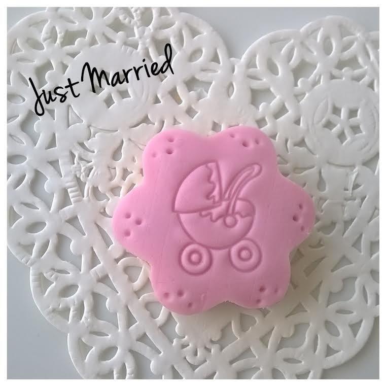 biscotti decorati, rosa, battesimo, nascita