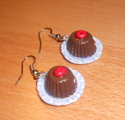 SweetEarrings Pudding
