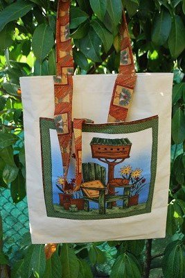shopping bag con tasche