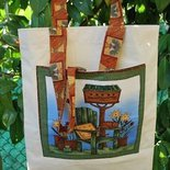 shopping bag con tasche