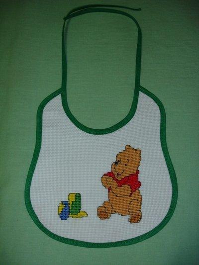 Bavaglino Winnie The Pooh