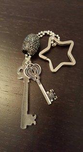 portachiavi 'old key bright'