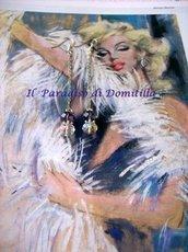 orecchini Sibilla /earrings Sibyl