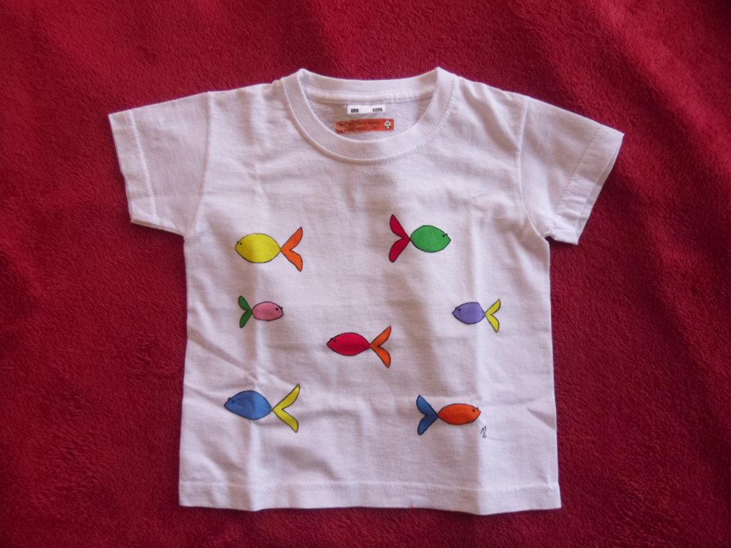 magliette per bambino 1/2 anni