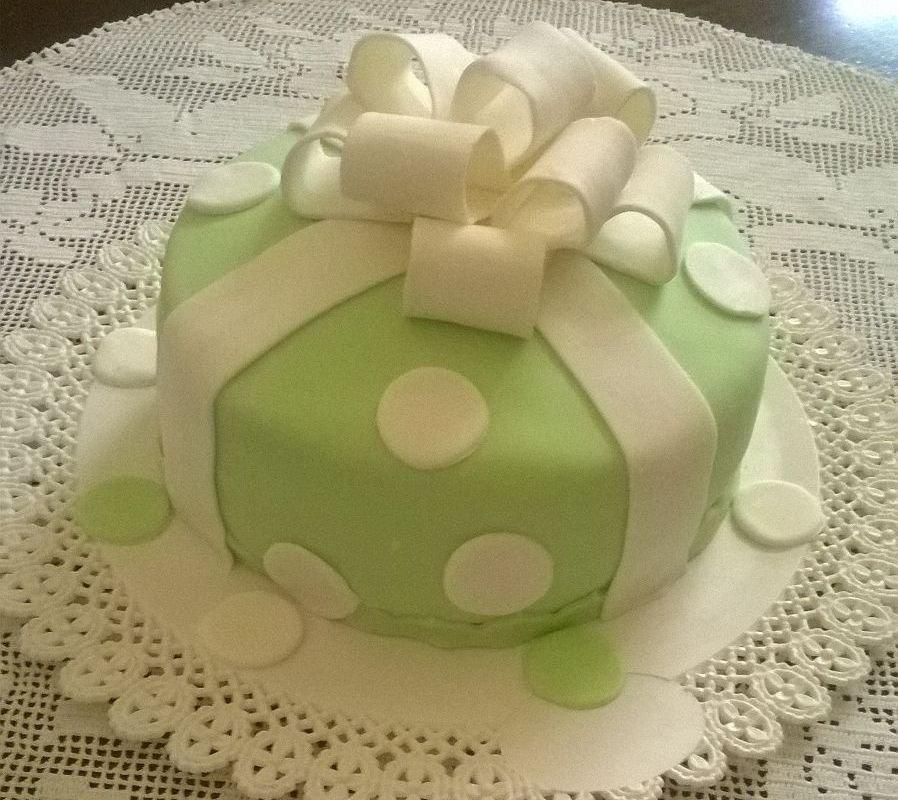 Dummy cake(torta da esposizione)