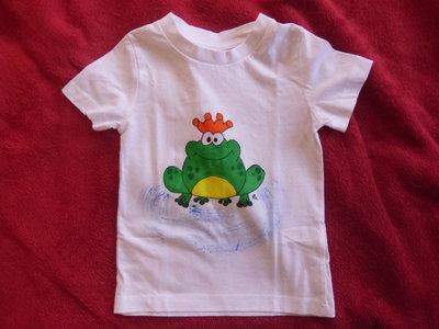 magliette per bambino 2/3 anni