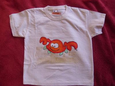 magliette per bambino 3/4 anni