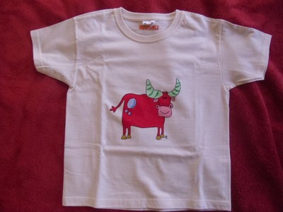 magliette per bambino 5/6 anni