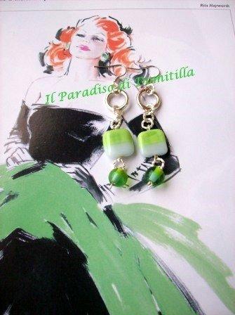 Orecchini Diana /earrings Diana