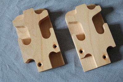 Ashford kit per secondo pettine telaio rigido (second heddle kit by Ashford)