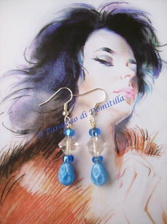 Orecchini Afrodite / earrings Aphrodite