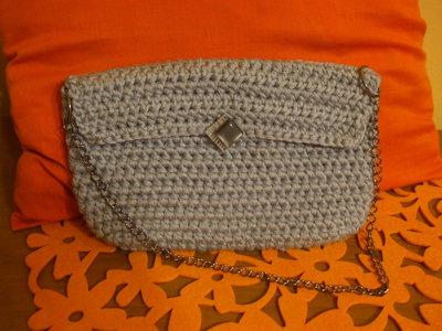 borsetta donna in cotone