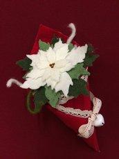 Decorazione natalizia per albero